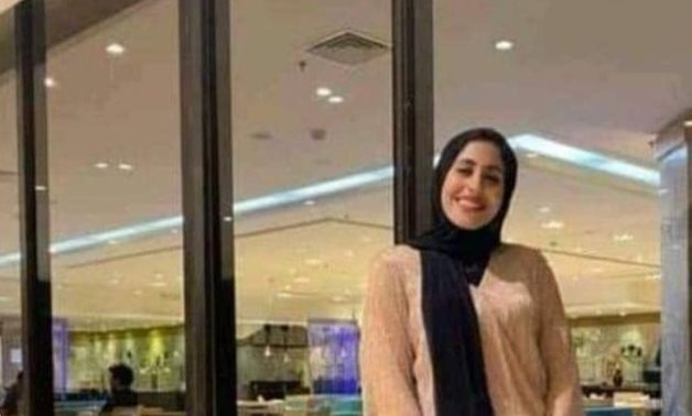 Mariam, a 25-year old who got accidentally muddled and murdered while trying to escape harassers in Cairo's Maadi neighborhood on October 13, 2020. Facebook Photo