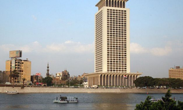 Egypt Ministry of Foreign Affairs