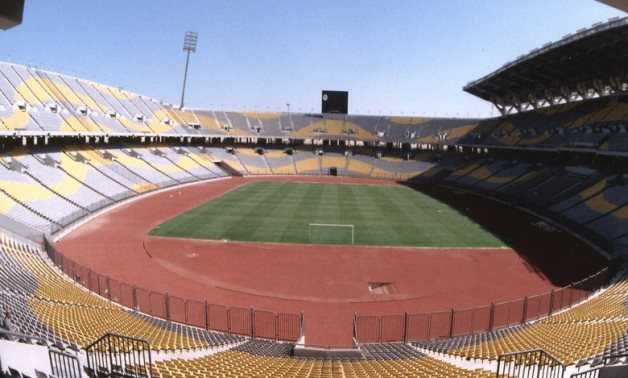 File- Borg El Arab stadium