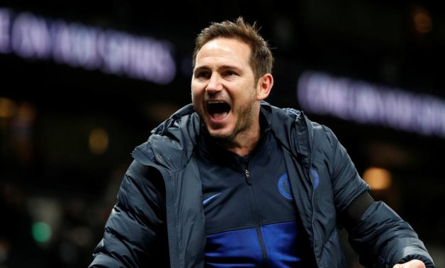 Chelsea manager Frank Lampard, Reuters