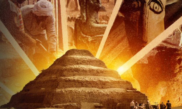 """Secrets of the Saqqara Tomb"" - Netflix Official"