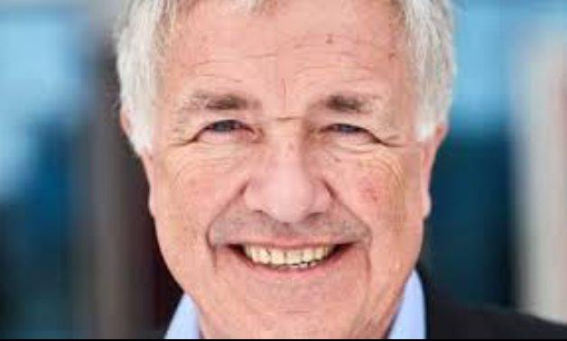 Chairman of the Egyptian-British Chamber of Commerce Ian Gray - Press photo
