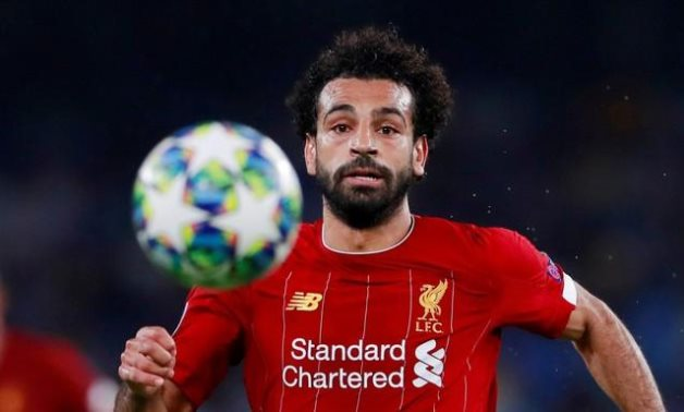 Liverpool's Salah tests positive for Covid-19