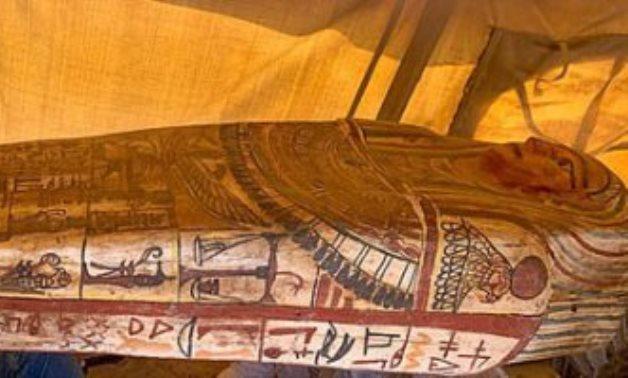 Ancient Egyptian Sarcophagi - ET