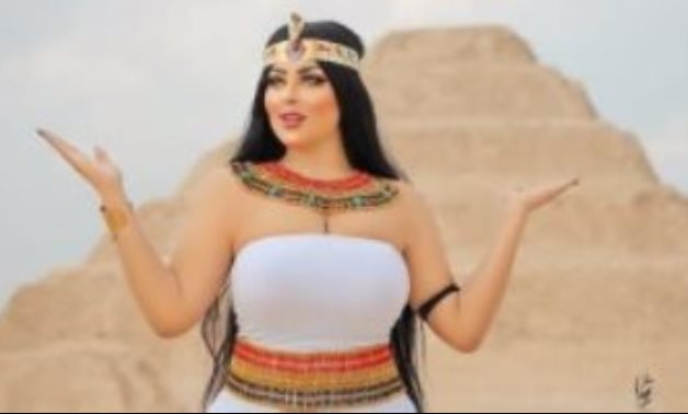 The Saqqara Model - Social media