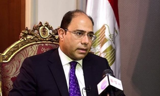 Egypt's Ambassador to Canada, and former foreign ministry spokesperson Ahmed Abu Zeid - FILE PHOTO