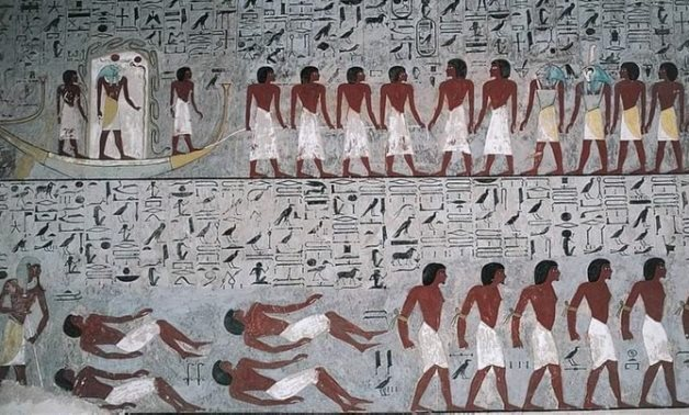 Ancient Egyptians did not tolerate treason or corruption
