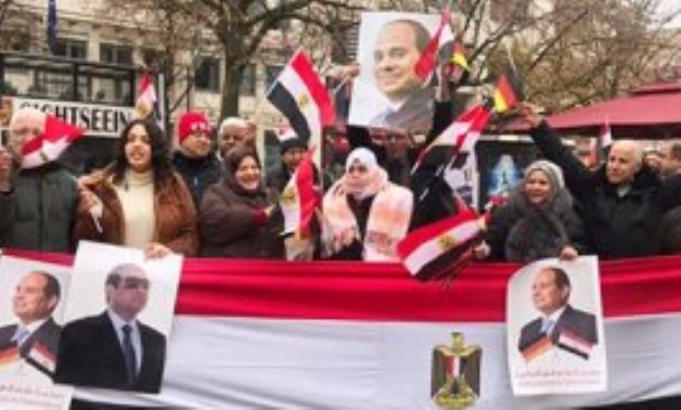 Egyptian community in France welcomes Sisi's upcoming visit to Paris