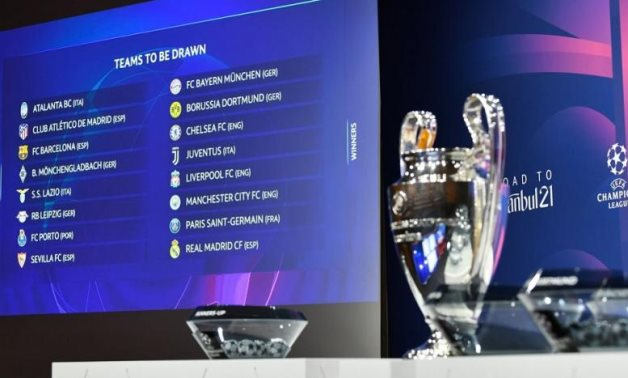 Liverpool to face RB Leipzig in Champions League last 16