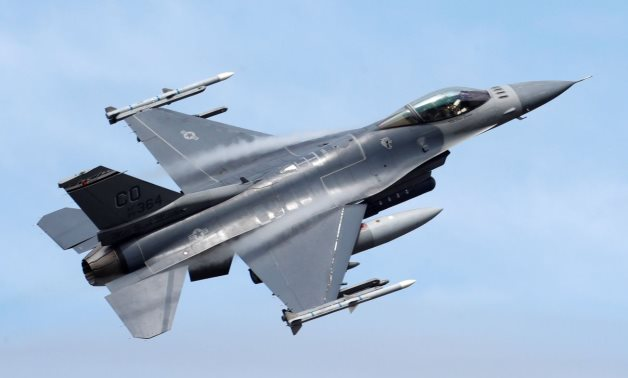 F-16 Fighter Jet – Wikimedia Commons