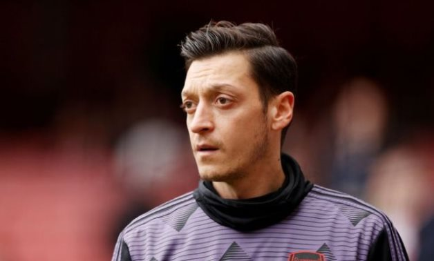 Ozil openly discusses his love of Fenerbahce