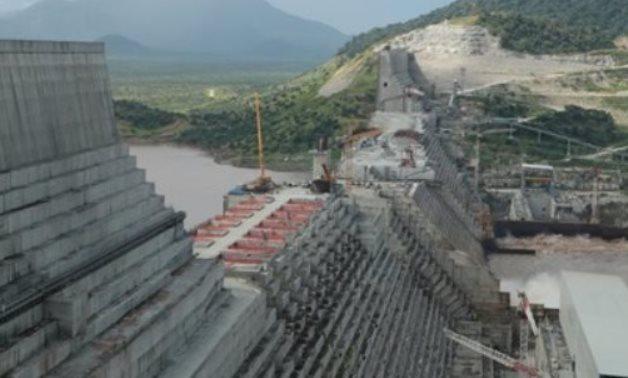 FILE - Grand Ethiopian Renaissance Dam (GERD) - Reuters