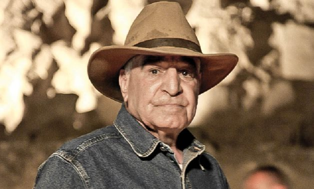 FILE - Renowned Egyptian archaeologist Zahi Hawass