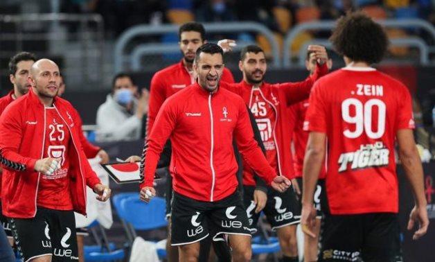 File- Egypt handball national team