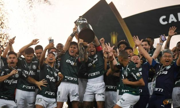 Palmeiras Beats Santos to Win Copa Libertadores Final
