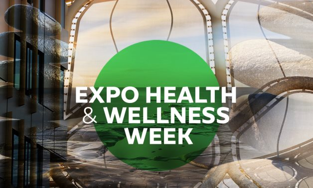 Expo Health and Wellness Week logo