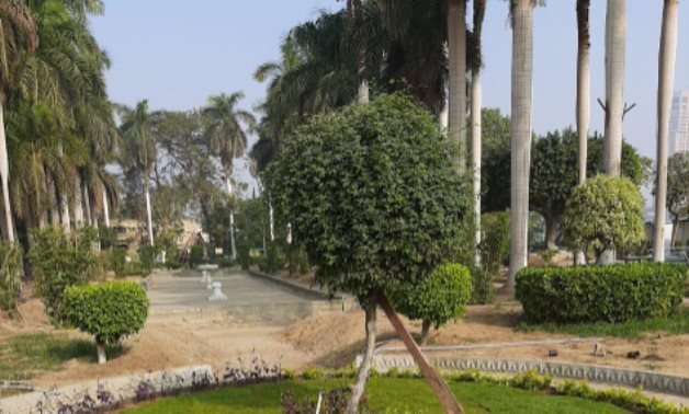 Andalus Park - Min. of Tourism & Antiquities