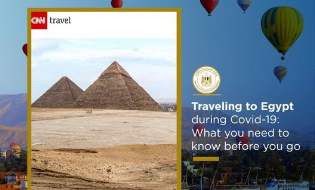 Cnn Travel Recommends Egypt As One Of Best Tourist Destinations Amid Coronavirus Pandemic Egypttoday
