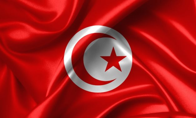 Tunisian flag - Wikimedia Commons