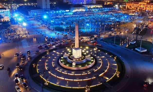 In Pics: Tahrir Square upon its development, competes with most beautiful  squares worldwide - EgyptToday