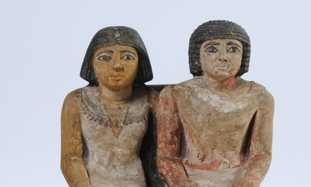 Egyptian Museum in Tahrir artifact of the month - Min. of Tourism & Antiquities
