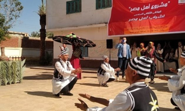 Previous performances in New Valley Governorate in Egypt