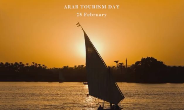 Arab Tourism Day 2021 - Ministry of Tourism & Antiquities