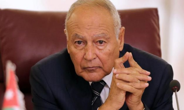 Secretary General of the Arab League Ahmed Aboul Gheit - Reuters