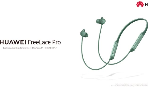 Huawei launches all-new neckband, the HUAWEI FreeLace Pro in Egypt