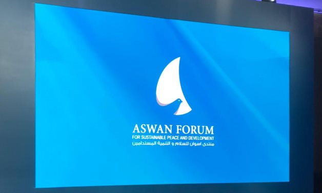 Closing of 2nd edition of Aswan Forum for Sustainable Peace and Development on March 5, 2021. Egypt Today/Noha El Tawil