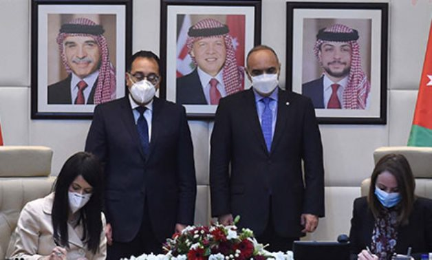 Egypt and Joran signed several documents to enhance cooperation between the two countries in various fields.