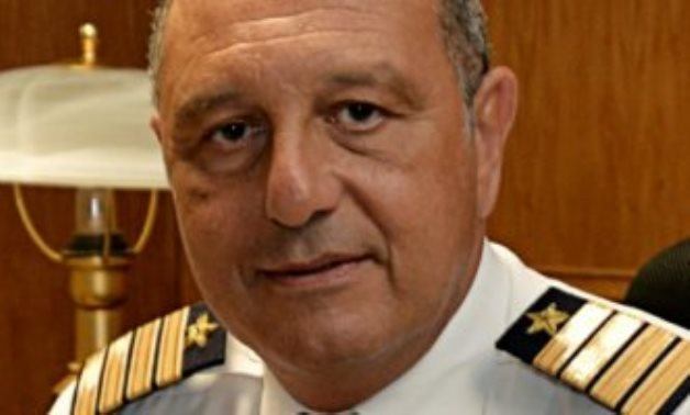 EgyptAir gets new chairman Amr Abo el-Enein - Photo via Egyptian Ministry of Civil Aviation Facebook page