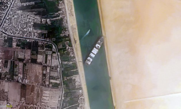 Suez Canal stays blocked despite efforts to free massive cargo ship