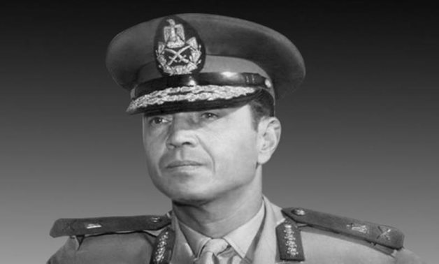 FILE - Saad El-Din El-Shazly, an Egyptian military commander, served as Chief of Staff of the Egyptian Armed Forces