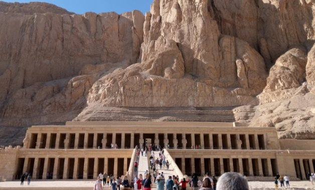 Valley of the Queens in Luxor, Egypt - Neil McCarroll