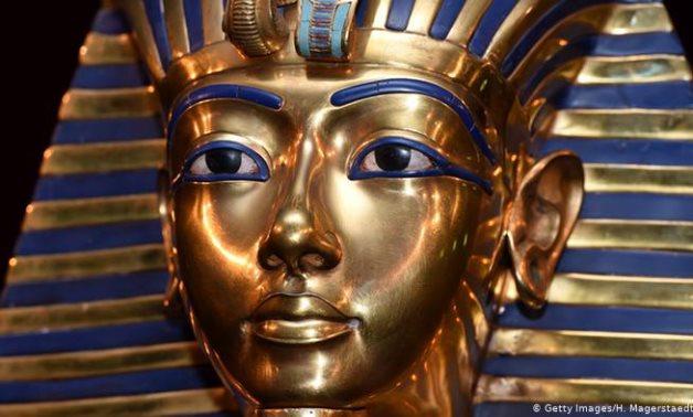 King Tutankhamun - Via Getty Images/H.Magerstaedt