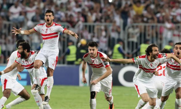 File- Zamalek players