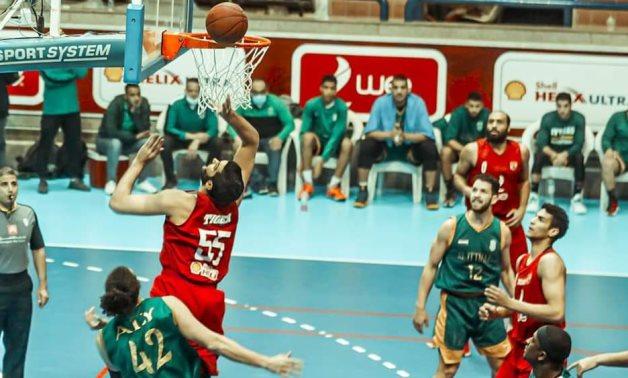 File- Al Ahly will face Al Ittihad in the semi-finals
