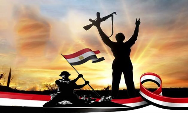 FILE - Sinai Liberation Day falls on April 25