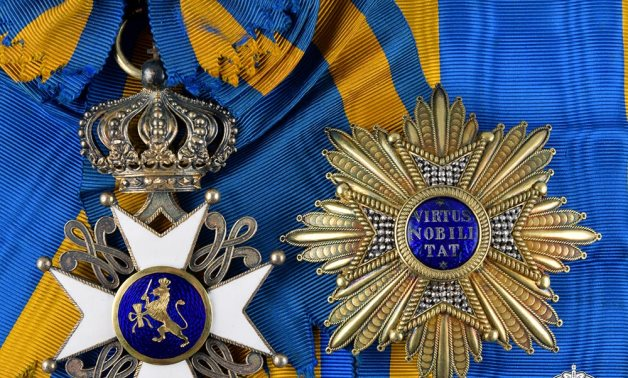 Netherlands' orders and honors