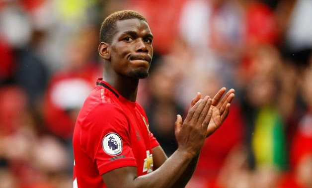 Manchester United's French midfielder Paul Pogba, Reuters