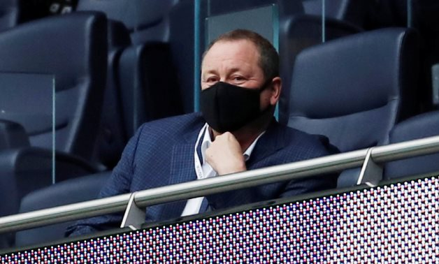 Newcastle United owner Mike Ashley, Reuters