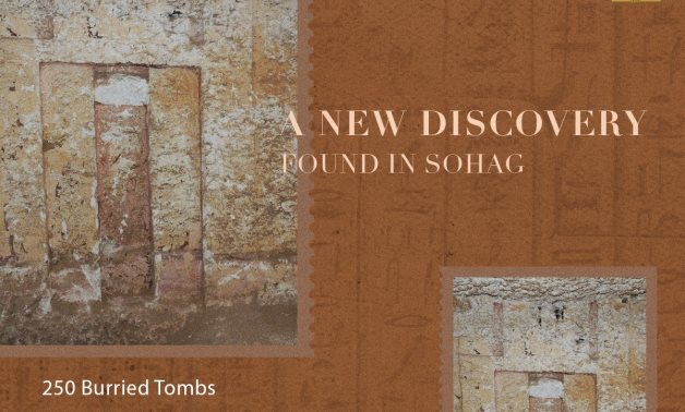 New discovery in Sohag, Egypt - Min. of Tourism & Antiquities