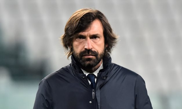 Juventus manager Andrea Pirlo, Reuters