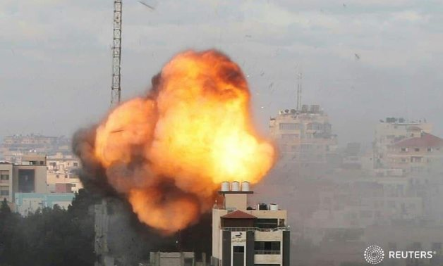 Power lines feeding Gaza disrupted due to Israel's continued bombings