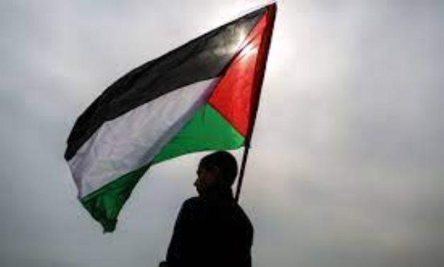 Palestinian flag - Wikimedia Commons