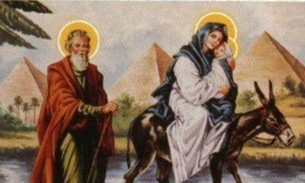 Holy Family's Flight Into Egypt - JourneytoEgypt