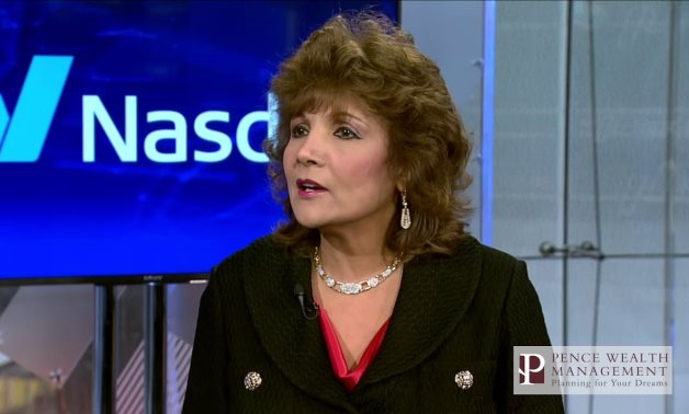 Laila Pence, who is the president and co-founder of Pence Wealth Management, and one of America's top wealth advisors.