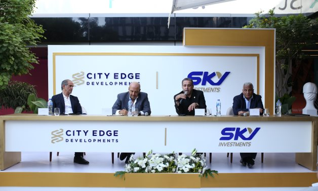 City Edge Developments and Sky Investments MOU Signing