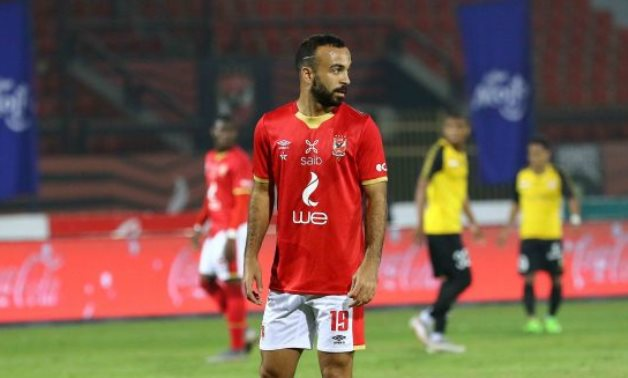 File- Mohamed Magdy Afsha